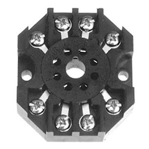 Base Socket 8 Pin Nieco Broiler 930 940 950 960 962 980 Southbend Oven 381551