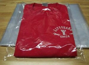 2000 9x12 Clear Poly T Shirt Plastic Bags W 2 Back Flap Flip Top Lock