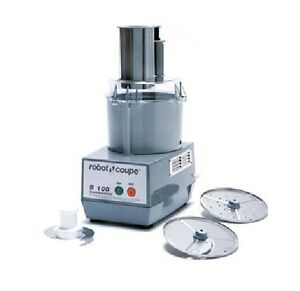 New Robot Coupe 3 4 Hp Combination Food Processor R100 R101
