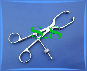 Pelvic Reduction Forceps 8 Straight Surgical Orthopedic Instruments