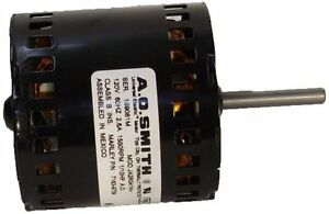 3 3 Diameter Qmark Marley Electric Motor 1550 Rpm 2 6 Amps 120v 7163 9739