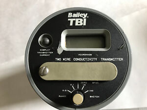 Tbi Bailey Tb417 Abb Tb417 tbi bailey Tb417 Two Wire Conductivity Transmitter ab