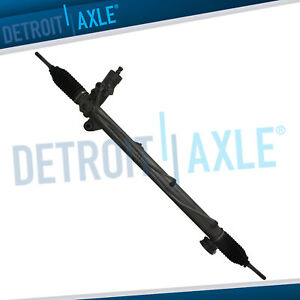 Complete Power Steering Rack And Pinion Assembly Fits 2003 2006 Kia Sorento Ex