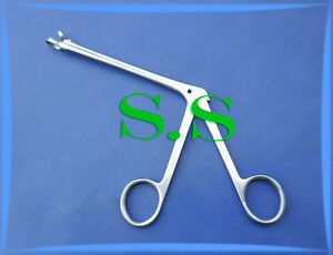 Hartman Tonsil Punch Forceps Size 2 8mm Surgical Instruments