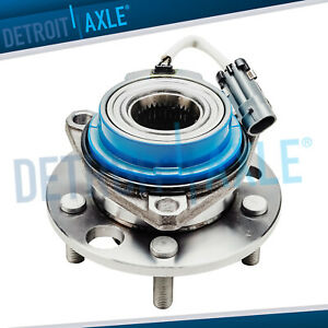 New Front Wheel Hub And Bearing Assembly For Gm Vehicles W Abs