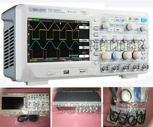 Siglent Sds1304cfl 300mhz Digital Oscilloscope 2gsa s 50gsa s 4 Channels