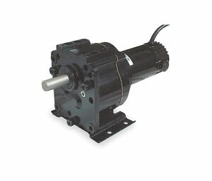 Dayton Model 4z134 Gear Motor 18 Rpm 1 20 Hp 90vdc