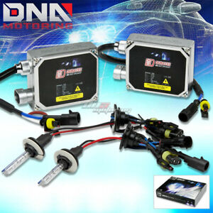 Dt 9006 8000k Blue Xenon Hid Low Beam Light Headlight Bulb ballast Kit Integra