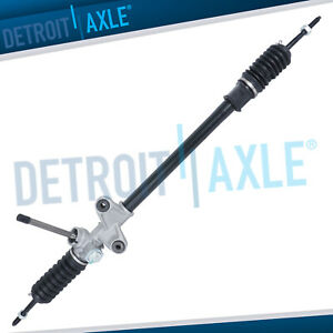 Manual Steering Rack And Pinion Assembly For Honda Civic Del Sol 1 6l 1 5l