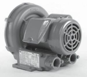 Vfc200p 5t Fuji Regenerative Blower 37 Hp 3 6 1 8 Amps 115 230 Volts