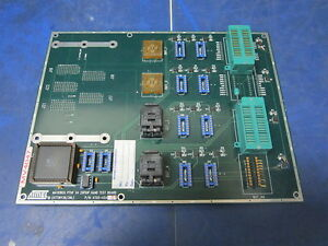 Atmel Maverick Pthf X4 20pdip Hand Test Board attiny26 26l At02 42a 01