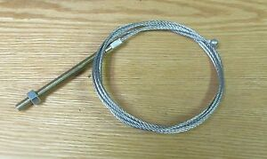 1955 1956 1957 Chevy Front Emergency Brake Cable New