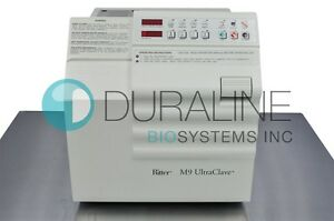 Ritter Midmark M9 Ultraclave Sterilizer Autoclave Refurbished 6 Month Warranty