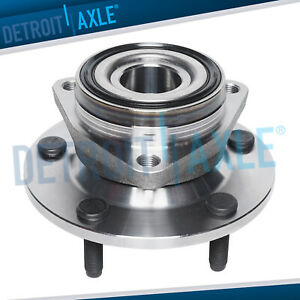 Front Wheel Bearing Hub For 1995 1996 1997 1998 1999 Dodge Ram 1500 4x4