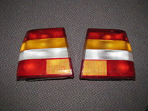 Saab 9000 Tail Light 86 93