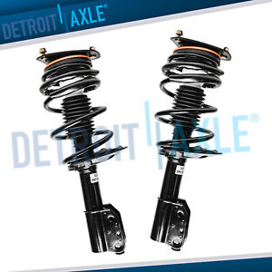 2000 2012 Chevy Impala Monte Carlo Front Quick Install Struts Coil Springs Pair