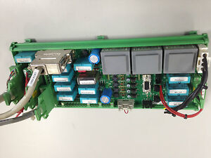 Used Haas Laser 18 12 04 bs V1 4 Laser Control Circuit Board
