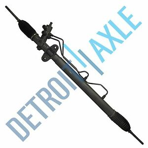 Complete Power Steering Rack And Pinion Assembly For 2002 2005 Sedona