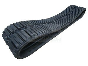 18 450mm Rubber Track Bobcat T250 T300 T320 T750 T770 Case 450ct Tr320 Tv380
