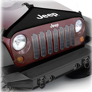 Hood Cover 2007 2016 Jeep Wrangler Brand New