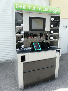 Canvas Printing Mobile Device Printing Ink Refill Machine Complete Business