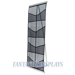 8 pocket Portable Literature Display And Rack Brochure Holder For Event Booths