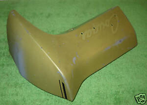 1969 Cougar Hardtop Convertible Xr7 Eliminator Orig Ds Lh Front Fender Extension