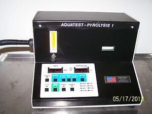 Photovolt 928 Aquatest Pyrolysis 1 Moisture Analyzer