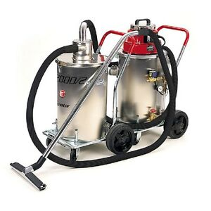 Commercial Wet Vacuum With Pre separator 4 Coring Saw Cutting And Grinding