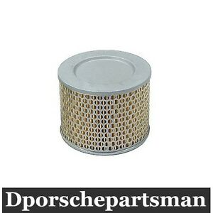 Porsche 356 Air Filter For Zenith 32ndix Carburetors New