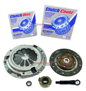 Exedy Clutch Kit For 92 05 Honda Civic Ex Lx Dx 1 5l 1 6l 1 7l Sohc D15 D16 D17