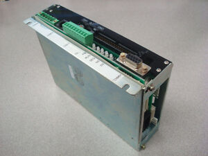 Used Nadex S554 Welding Controller Processor Module V1 151 A5 1102