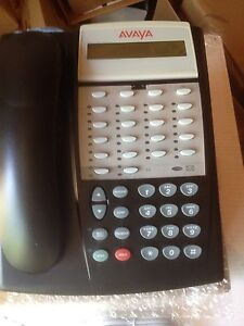 Avaya Lucent Partner Acs18d Euro Series 2 Phone Works With All Partner Systems