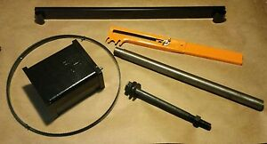 Riser Block Kit Or Height Attachment Delta 14 Bandsaw W 1 Round Post Delta 894