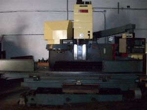 Sharnoa Sdc 80d 4 Axis Machine