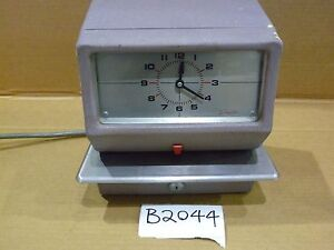 Simplex Time Recorder Icc10r4