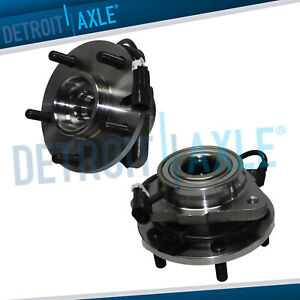 1998 2005 Chevy Blazer Gmc Jimmy 2 Front Wheel Bearing Hub Assembly 2wd