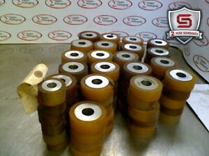 Rubber Wheels 99 Rm 5069 And 6 Rm 8744 lot Of 105