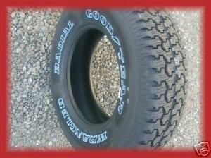 2 New 235 75r15 Goodyear Wrangler Radial All Terrain Tires 235 75 15 R15 2357515