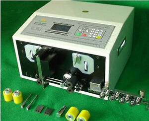 New Swt508 sdb Short wire Type Computer Wire Cutting Stripping Peeling Machine