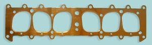 Chevy Master 207 Stovebolt Copper Cylinder Head Gasket Best 1934 Early 35