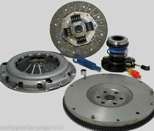 A e Clutch With Flywheel And Slave Kit For Ford Ranger Mazda B2300 93 94 3 0l