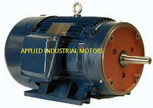 20 Hp 1800 Rpm 256jp Three Phase Close coupled Pump Electric Motor