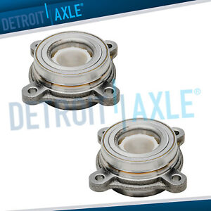 2 Front Wheel Bearing For 08 16 Lexus Lx570 Toyota Tundra Land Cruiser Sequoia