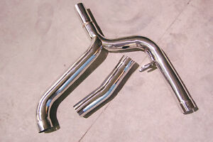 98 02 Camaro Trans Am Y Pipe Ypipe Stainless Exhaust Ls1 V8 Ss Z28 Firebird Fbod