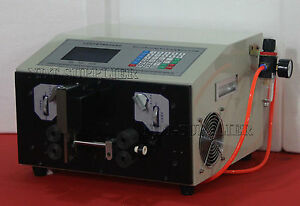 New Swt508 ht2 Computer Sheathed Cable Wire Stripping Cutting Peeling Machine