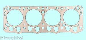 Dodge plymouth 241 260 270 Poly 270 Hemi Cylinder Head Gasket Pair 2 Best 1955