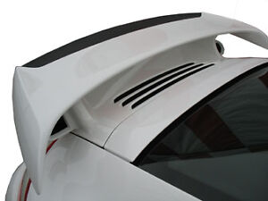 Porsche 911 996 Turbo To 997 Gt2 Style Rear Decklid Wing New