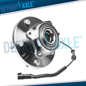 Front Wheel Bearing Hub For 2008 2017 Town Country Dodge Grand Caravan Routan