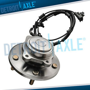 2008 2012 Dodge Grand Caravan Town Country Vw Routan Rear Wheel Bearing Hub